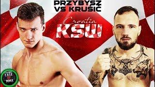 KSW 51 - Sebastian Przybysz vs Lemmy Krusic
