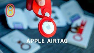 Apple AirTag — распаковка и первый обзор!