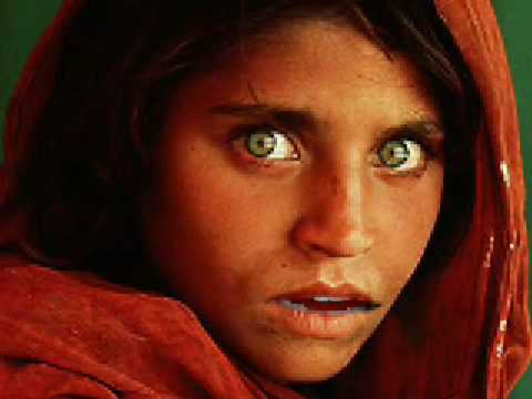 Her eyes have captivated the world since she appeared on our cover in 1985 Now we can tell her story