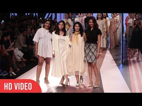 Lakme Fashion Week Summer Resort 2019 | Day 01 #LFW2019