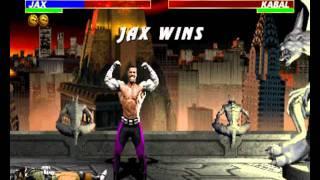 Mortal Kombat 3 - Jax playthrough thumbnail