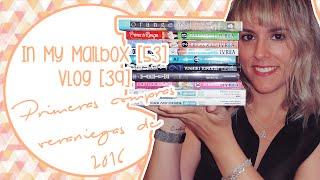 In My Mailbox [53] - Vlog [39]: Primeras compras veraniegas de 2016! (Book-Haul) | Luka