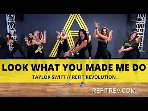 """Look What You Made Me Do"" 