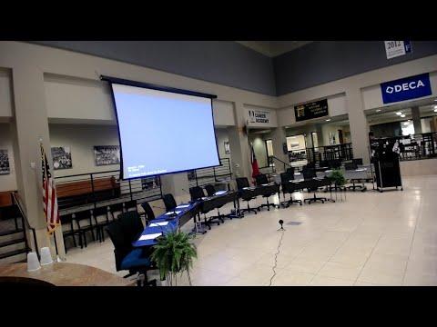 Clarke County School District BOE Meeting 05-10-18