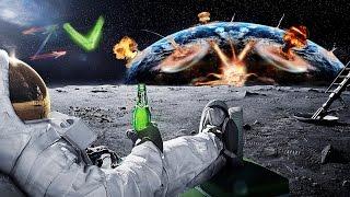 Мелодия космической войны(zv-clip#1)