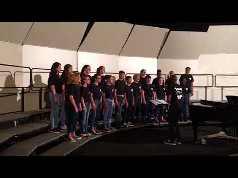 Shut De do - Horse Creek Academy Stallion Singers, Aiken, SC