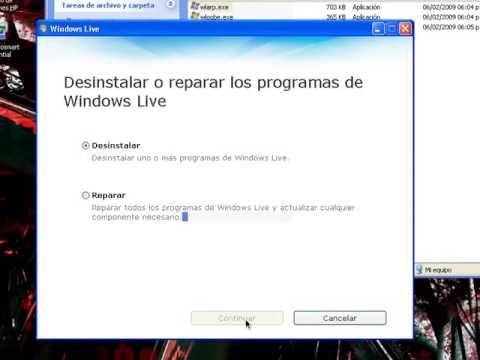 windows live messenger 2009 completo chile