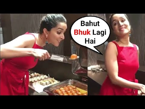 Shraddha Kapoor Funny Videos Will Make You Laugh