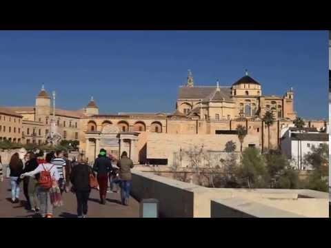Moments from Granada, Cordoba, Sevilla
