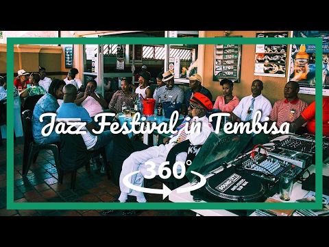 Jazz festival in Tembisa — Johannesburg | 360º VR | Pointers Travel