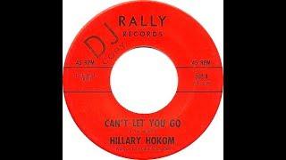 Hillary Hokom (Suzi Jane Hokom) - CAN'T LET YOU GO (Gold Star Studio) (1965)