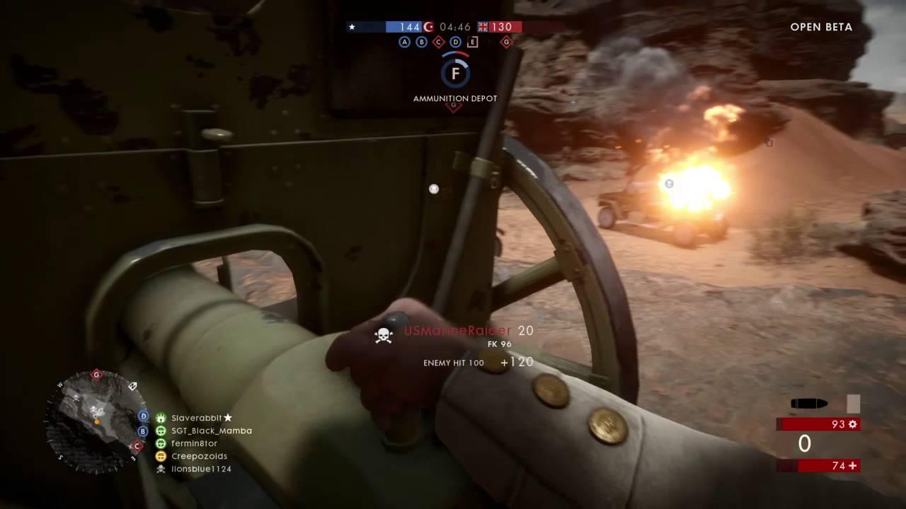 games cannon battlefield