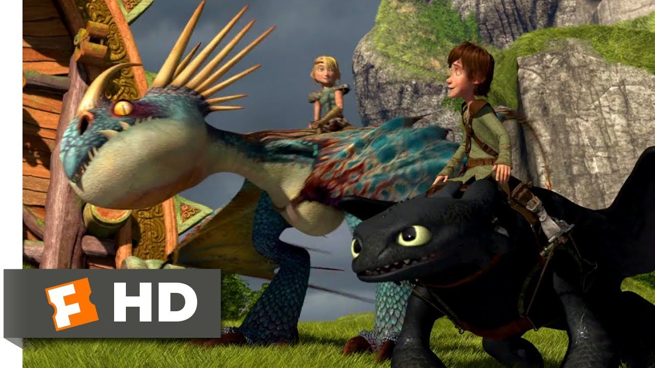 How To Train Your Dragon 2010 We Have Dragons Scene 10 10 Movieclips Youtube