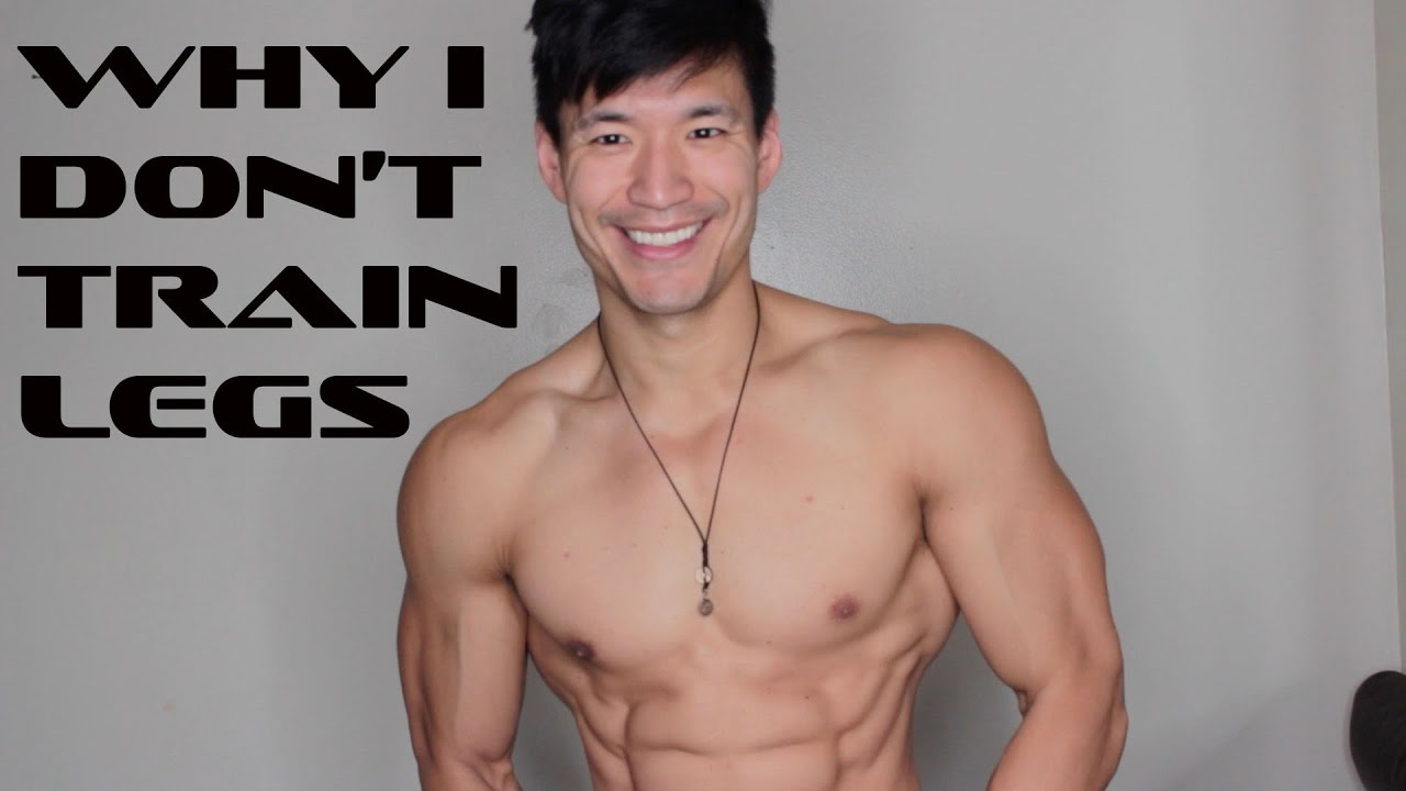 Why I Never Train Legs And 3 Tips To Reduce The Size Youtube