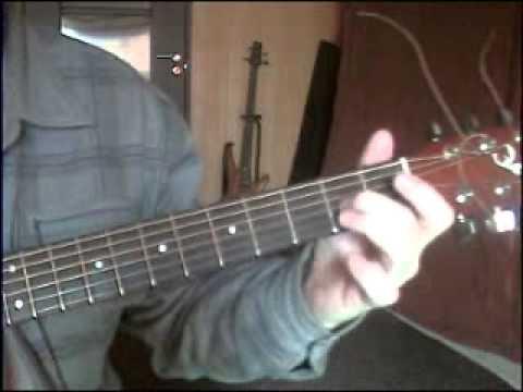 Как играть на гитаре: Есть только миг