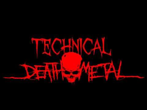 210BPM Technical Deathmetal drums