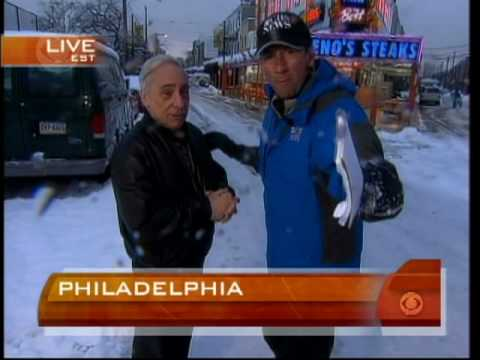 Keeping Up with Philly Snowfall