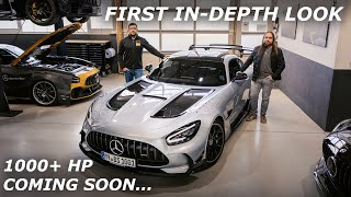 Building a 1000+ HP Mercedes-AMG GT Black Series for the Nürburgring!