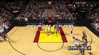 NBA 2K15 Mr.Splash Man