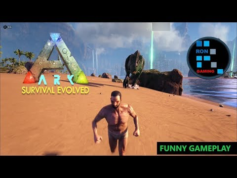 [Hindi] ARK: SURVIVAL EVOLVED   FUNNY GAME PLAY & FUN MOMENTS