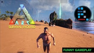 [Hindi] ARK: SURVIVAL EVOLVED | FUNNY GAME PLAY & FUN MOMENTS