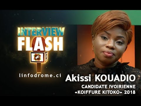 Interview Flash Avec Akissi Clementine Kouadio Candidate Ivoirienne
