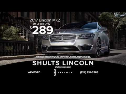 Attractive 2017 Lincoln Mkc And Mkz Lease Specials