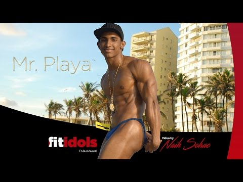 Mr  Playa 2016 - Cartagena