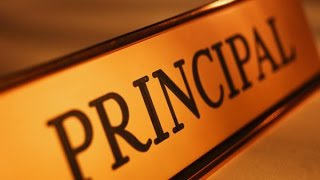 What is Principal?