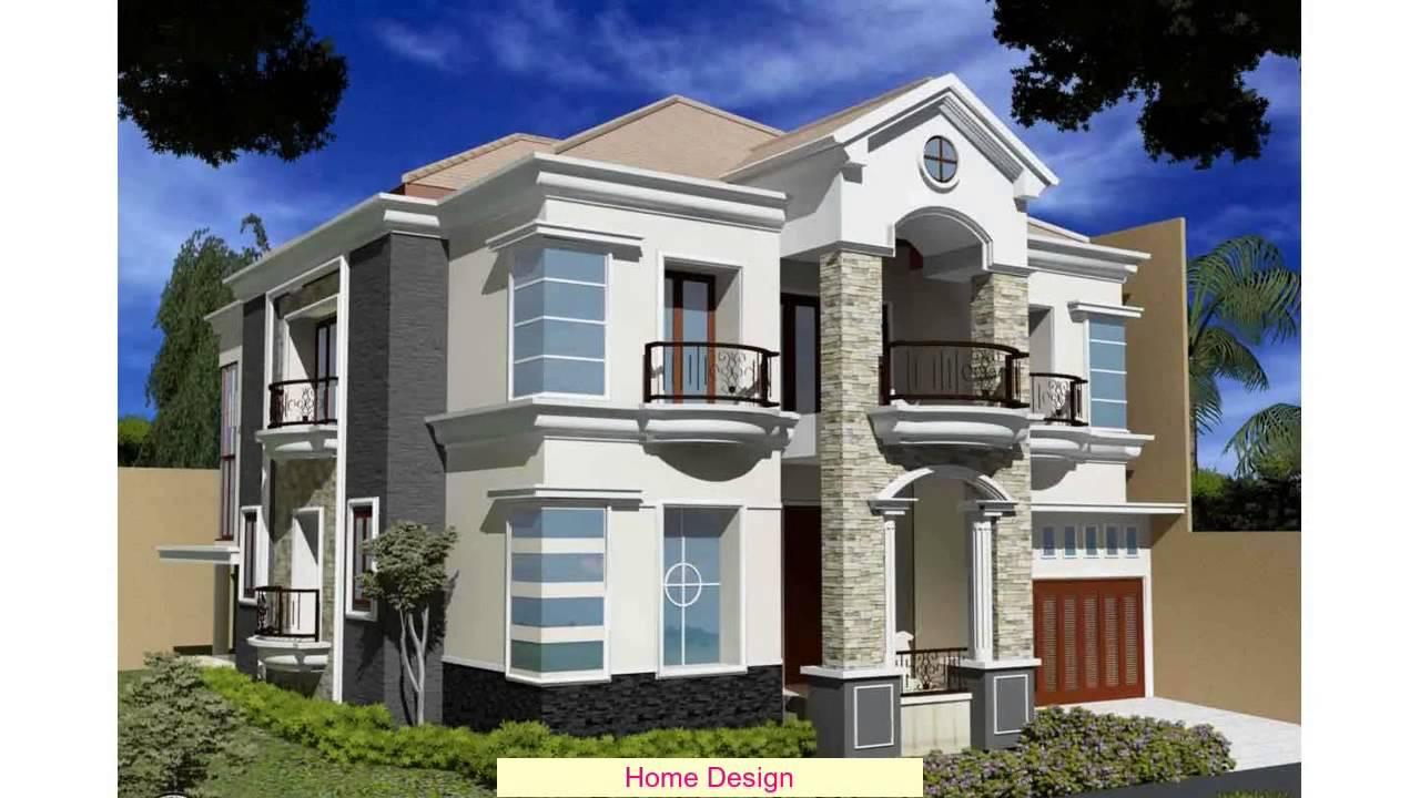 Desain Rumah Sederhana Tapi Mewah - YouTube