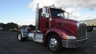 2009 Peterbilt 384 Day Cab 2 Axle 384 /Charter Trucks - u10534
