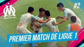 FIFA 19 - Carrière Joueur / 1ER MATCH EN LIGUE 1 #2