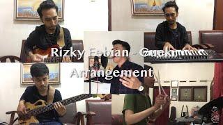 RIZKY FEBIAN - CUEK (LIVE ARRANGEMENT) CHAKRA MUSIC