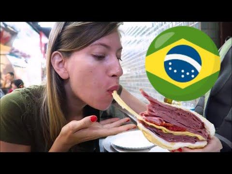 Brazil Food Guide Compilation - Introduction to Brazilian Cu