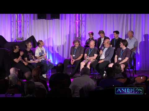 AMBIcon 2013: MUSICIANS' PANEL DISCUSSION (Production VIdeo)