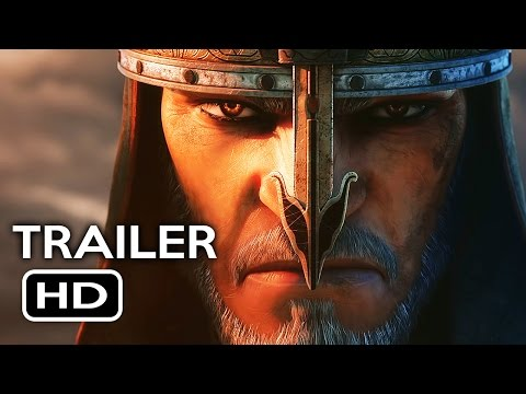 Bilal: A New Breed of Hero Official Trailer #1 (2016) Animated Movie HD