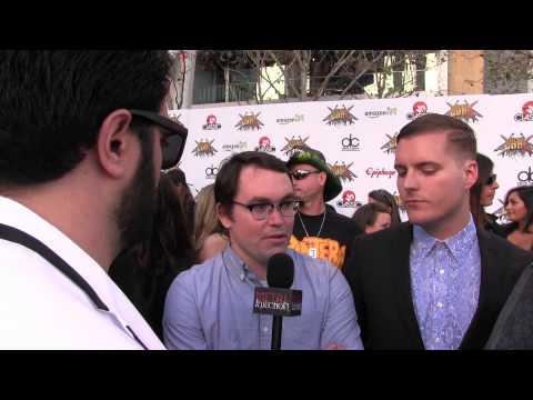 "DEAFHEAVEN Respond to ""Hipster Backlash"" at REVOLVER GOLDEN GODS 2014 | Metal Injection"