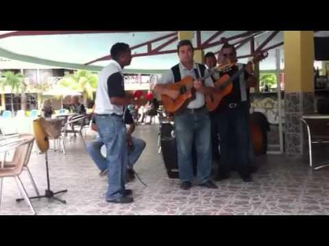 Band El Califa Villa Cuba Varadero 2012 Youtube