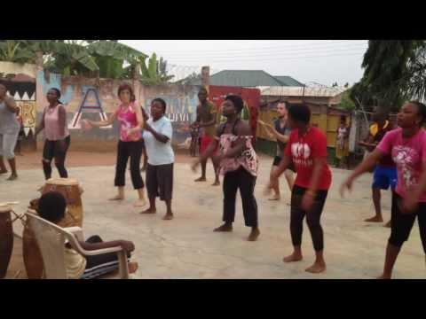 Kpanlogo (Panlogo) dance