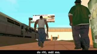 GTA San Andreas- Wrong side of the Tracks (another way)