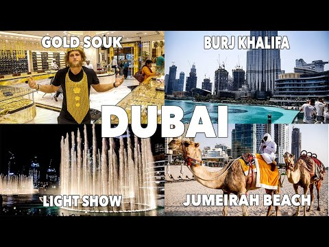 70 MILLION DOLLAR 💰 GOLD SOUK SHOPPING ON A BUDGET!!