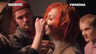 Ранок з Україною - Ирина Билык снимает новый клип (2018)