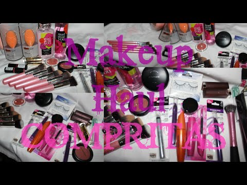 Mini Haul: Maquillaje Mac Milani Real Techniques Essence Maybelline Y Mas