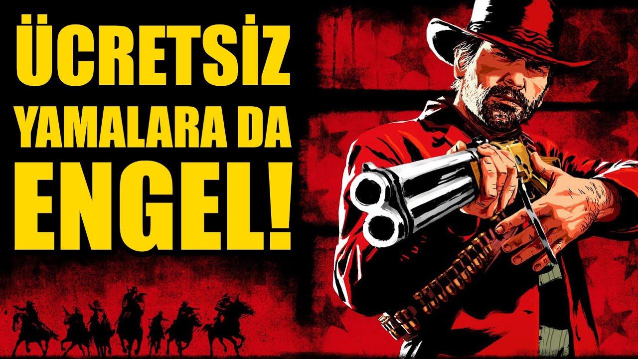 ROCKSTAR ÜCRETSİZ TÜRKÇE YAMALARI DA ENGELLEMEYE BAŞLADI!
