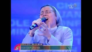 Sister Cristina Scuccia - Senza la tua voce (without interview just the song)