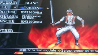DYNASTY WARRIORS 4 CREATION MODE GAMEPLAY