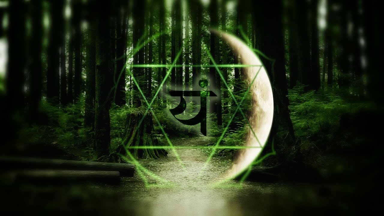 Heart Chakra F Forest Day To Night Mix Libra Youtube