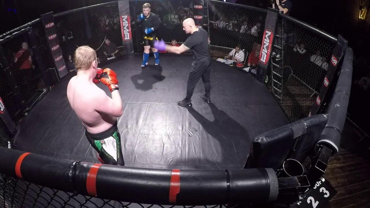 Ultra MMA | Derby | John Bridges VS Charlie Dunn