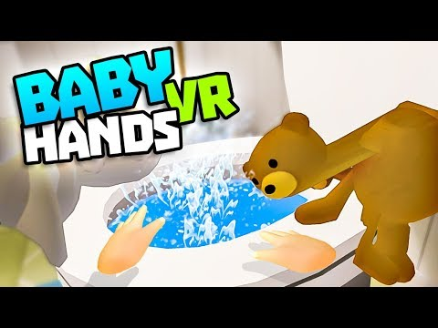 Baby Blocks Toilet And Breaks Game Baby Hands Vr