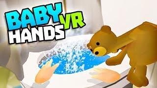 Baby Blocks Toilet And Breaks Game Baby Hands Vr